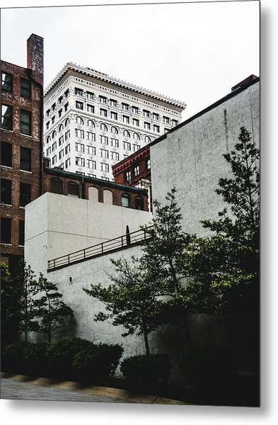 St. Louis Architecture. Downtown St. Louis. Metal Print by Dylan Murphy