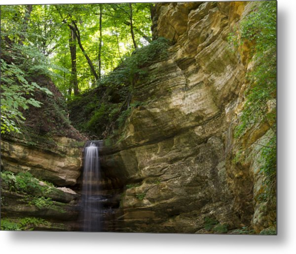 St. Louis Canyon Metal Print