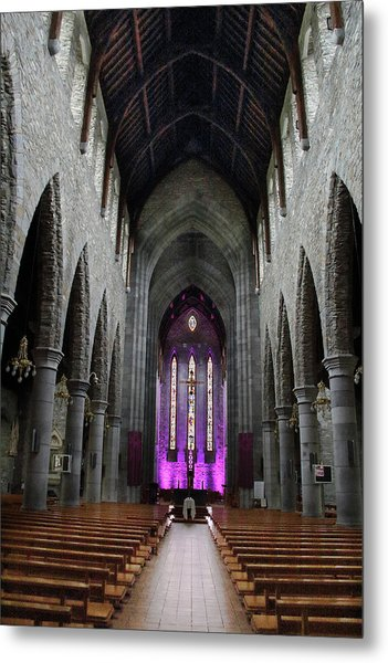 St. Mary's Cathedral, Killarney Ireland 1 Metal Print