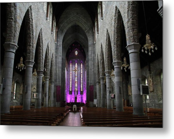 St. Mary's Cathedral, Killarney, Ireland 2 Metal Print