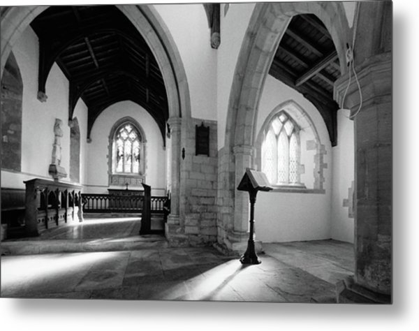 St. Michael's Church Metal Print