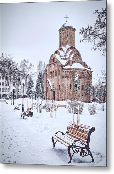 St. Paraskeve Church. Chernihiv, 2018. Metal Print