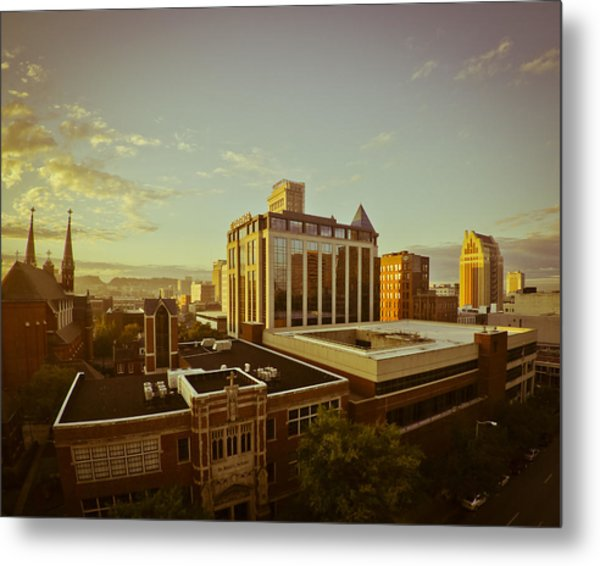 St. Paul Sunrise Metal Print