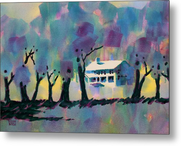 Stafford House Metal Print