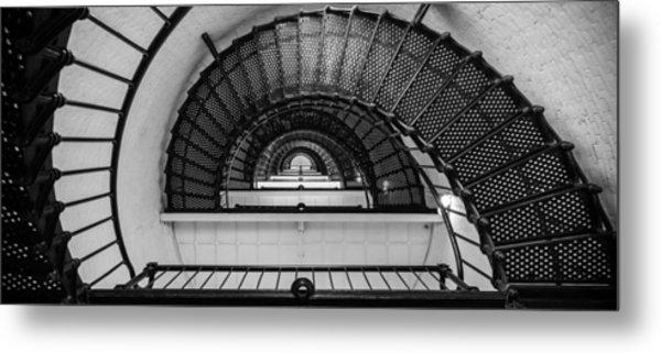Stair Master Metal Print