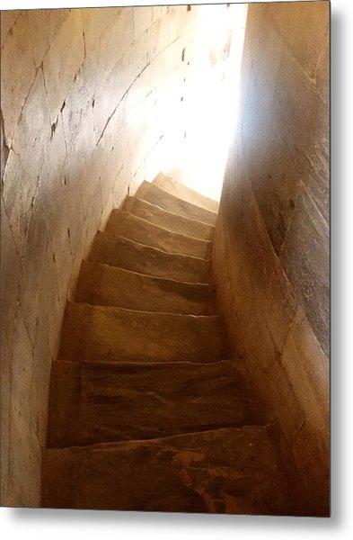 Stairway From Heaven Metal Print
