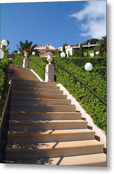 Stairway To Heaven Metal Print by Arik Baltinester