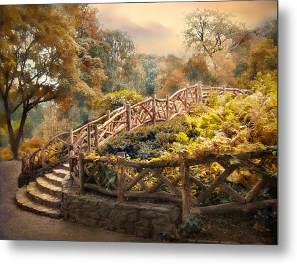 Metal Print featuring the photograph Stairway To Heaven by Jessica Jenney