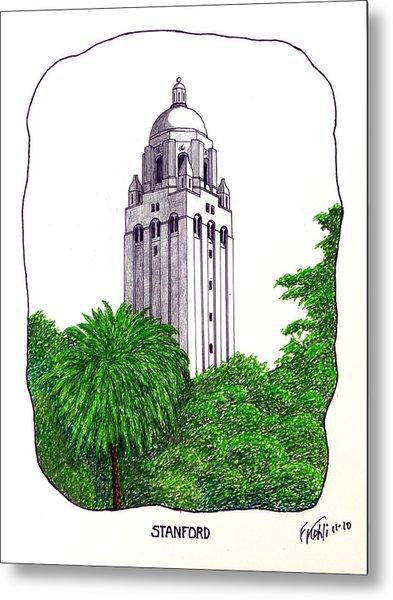 Stanford Metal Print
