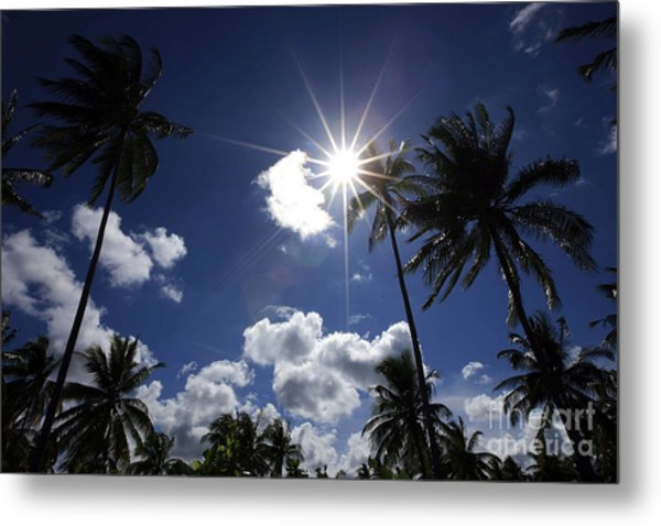 Star In Bintan Metal Print by Yuli Seperi