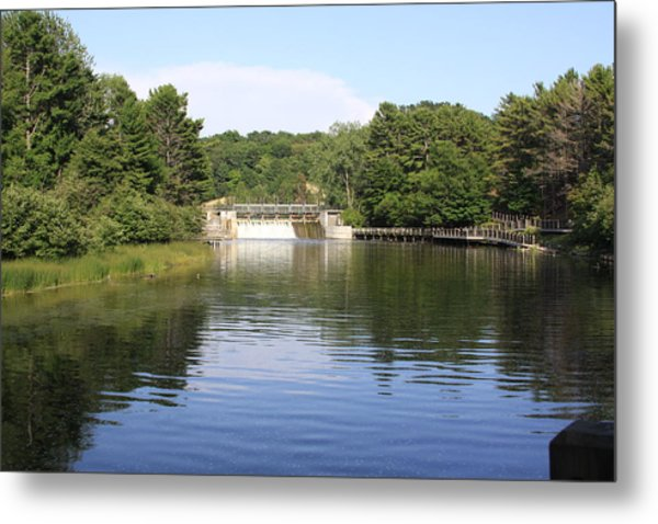 State Park Metal Print by Chuck Bailey