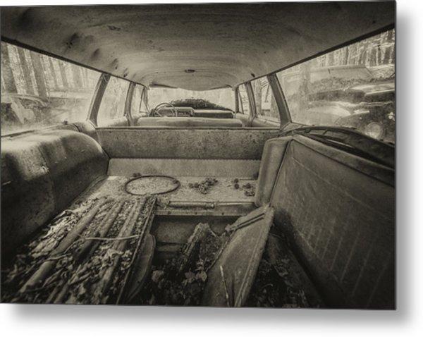 Station Wagon Metal Print