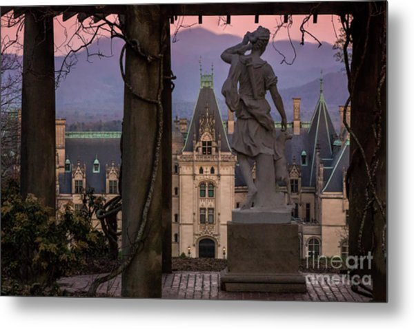 Statue Of Diana Metal Print