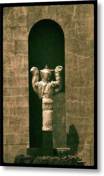 Statues Individual #1 Metal Print