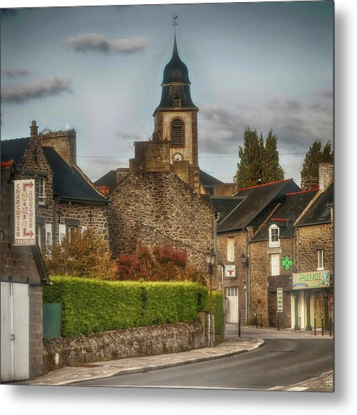 St.coulomb Metal Print