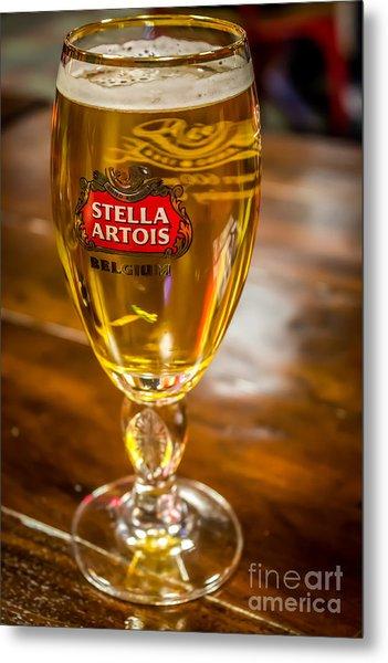Stella Artois  Metal Print