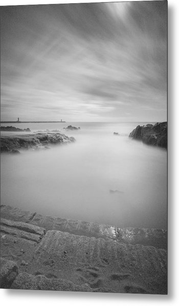Step Into The Unknown Part 2 Metal Print