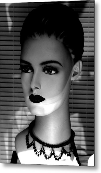 Stern But I Can Be Metal Print by Jez C Self