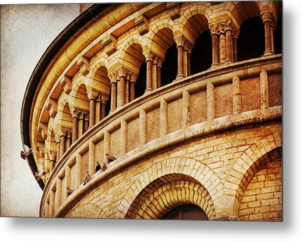 St. Gereon Church In Cologne, Germany Metal Print