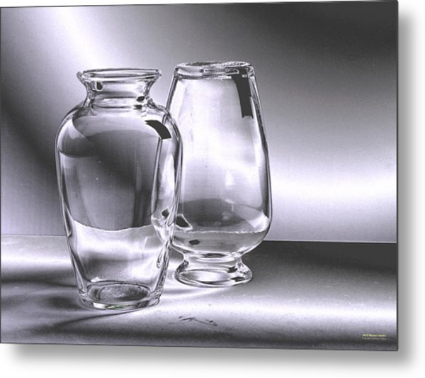 Still Waters 52821 Metal Print by Brian Gryphon