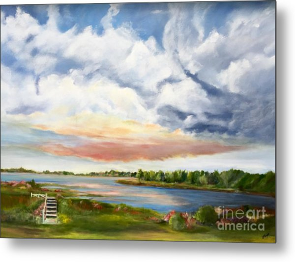 Stoker's  Swift Creek Metal Print