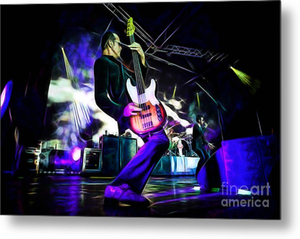 Stone Temple Pilots Collection Metal Print