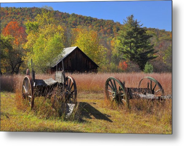 Stony Creek Farm Metal Print