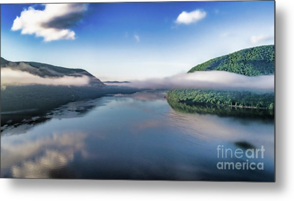 Storm King And The Highlands Metal Print