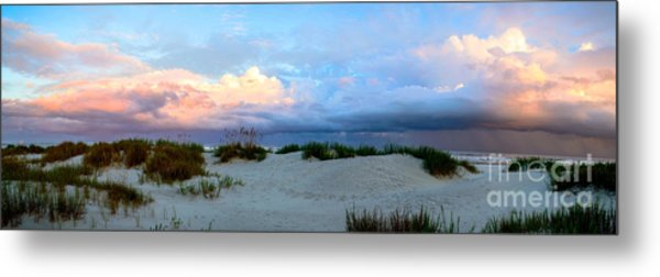 Storm Of Pastels Metal Print