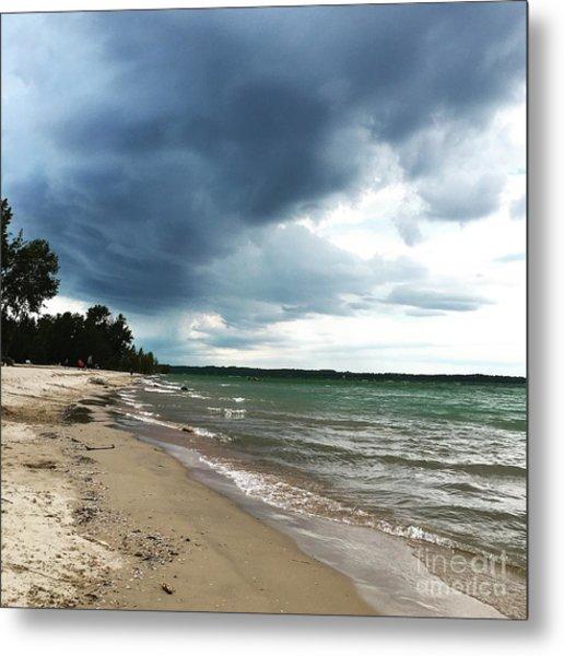 Storms Metal Print