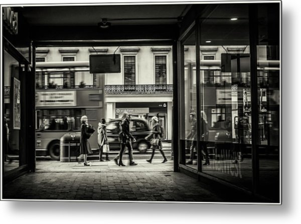 Metal Print featuring the photograph Strand by Stewart Marsden