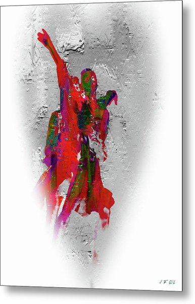 Street Dance 8 Metal Print