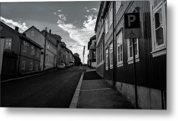 Street In Toyen Metal Print