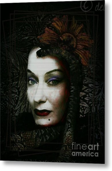 Metal Print featuring the digital art Sugar Buster by Delight Worthyn