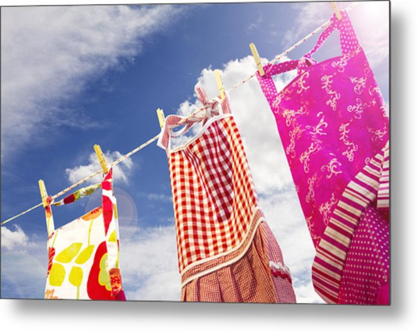 Summer Breeze Metal Print