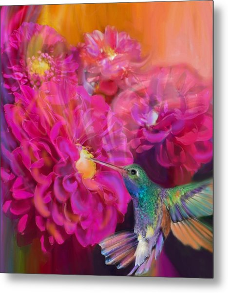 Summer In Full Bloom  Metal Print