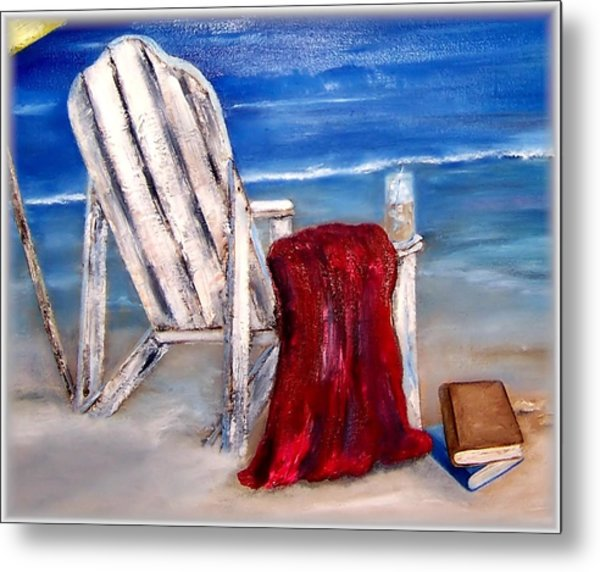 Summers Over Metal Print by Penny Everhart