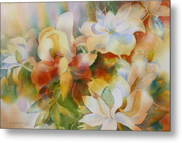 Sun Kissed Metal Print