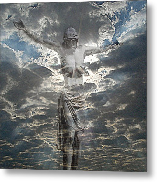 Sun Of Righteousness Metal Print