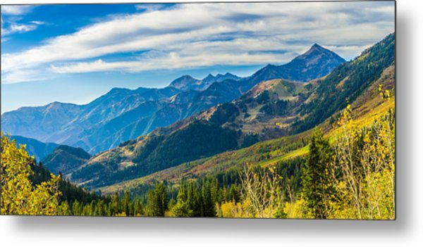 Sundance Autumn Metal Print