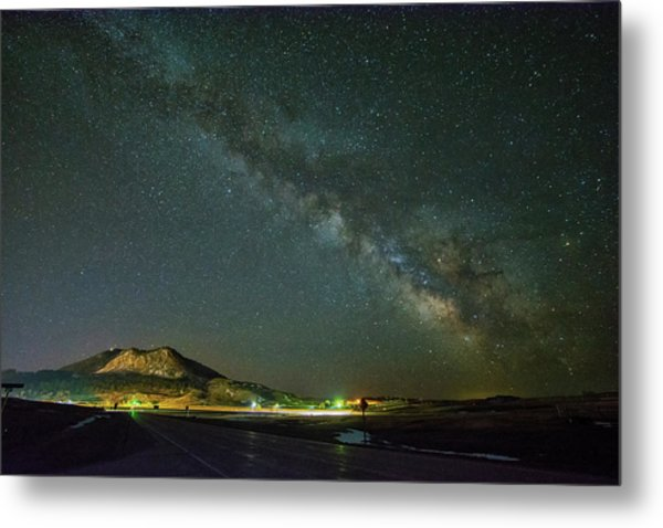 Sundance Milky Way Metal Print