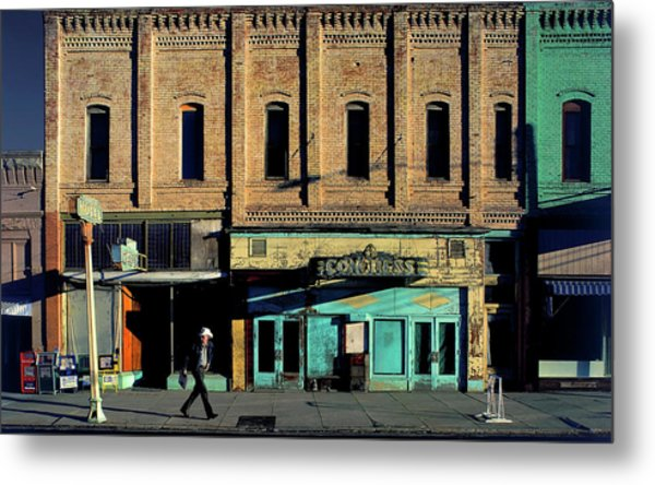 Sunday Morning In Palouse Metal Print by Jerry McCollum