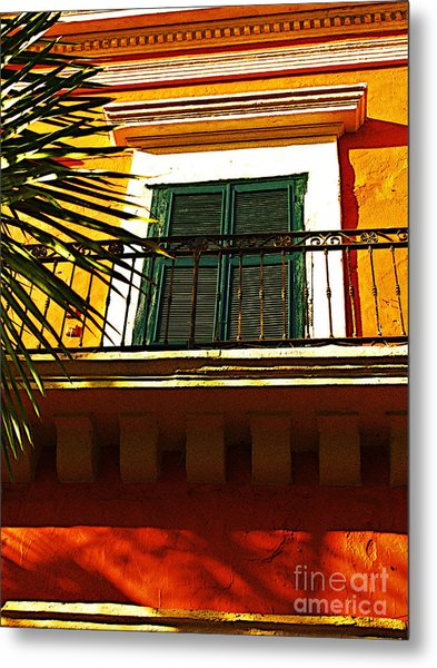 Sunlit By Michael Fitzpatrick Metal Print by Mexicolors Art Photography