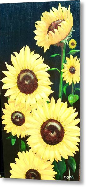 Sunny And Share Metal Print by Dana Redfern