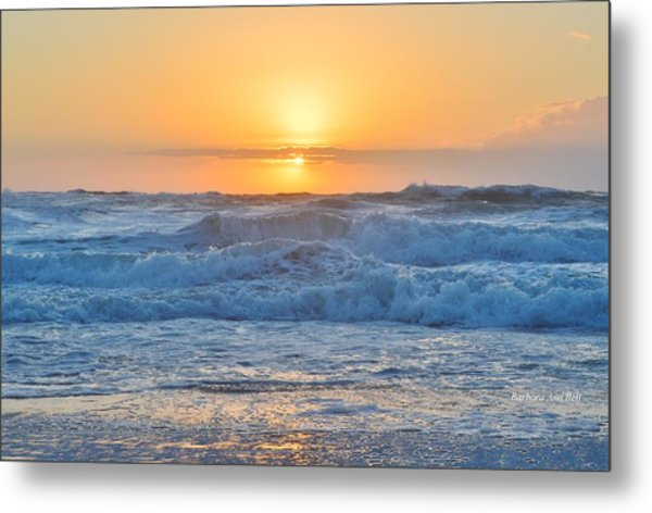 Sunrise 18th Of June Metal Print