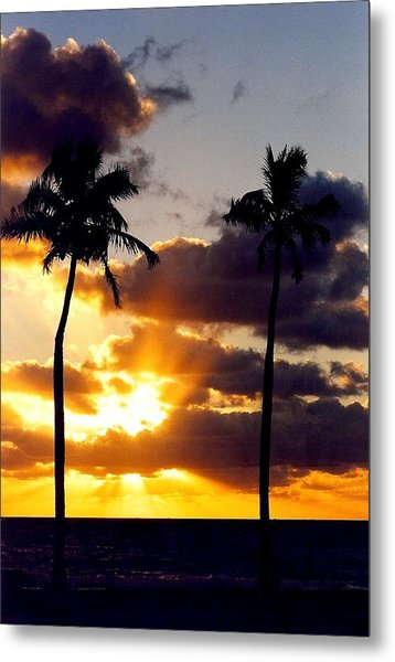 Sunrise-23 Metal Print
