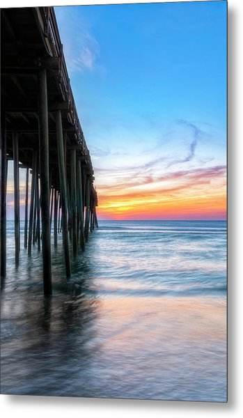 Sunrise Blessing Metal Print