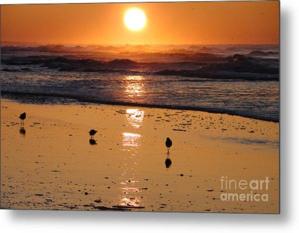 Sunrise Holden Beach Nc Photograph By Bonnie Seyford