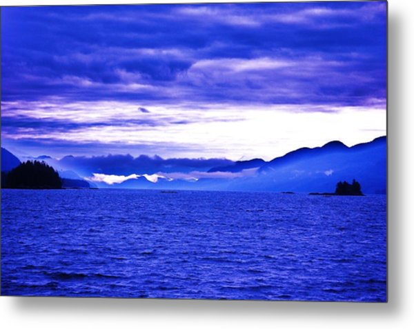 Sunrise In The San Juans Metal Print