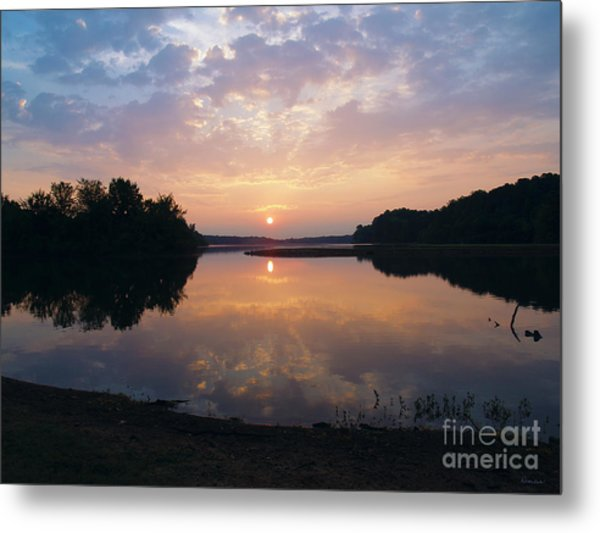 Sunrise Morning Bliss 152b Metal Print